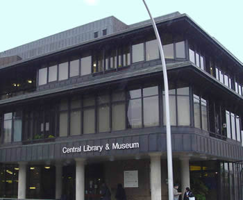 Image of the Ilford Central Library venue