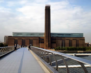 Image of the Tate Modern venue