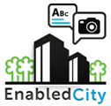 Enabled City logo