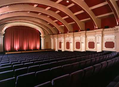Image of the Brixton Ritzy Cinema