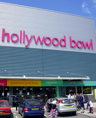 Image of the Hollywood Bowl