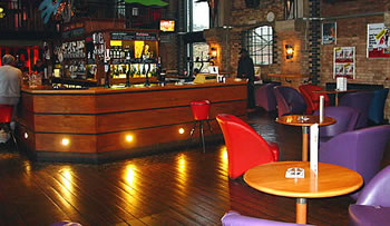 Image of Jongleurs - Bar Risa