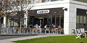 Image of Jamies bar