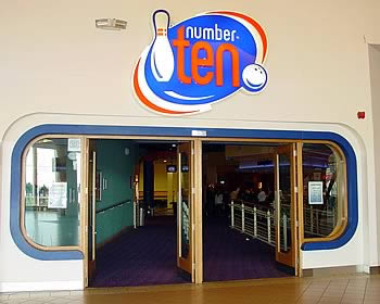 Image of the Number Ten Bowling - Romford