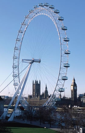 Image of the British Airways London Eye