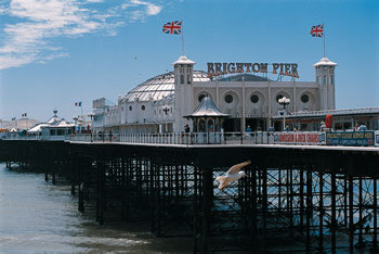 Image of the Brighton Pier