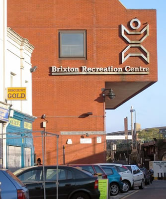 Image of the Brixton Rec