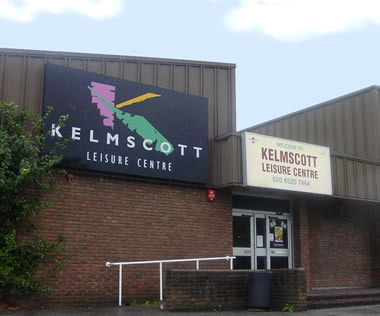 Image of the Kelmscott Leisure Centre