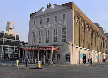 Image of the The Old Vic Theatre