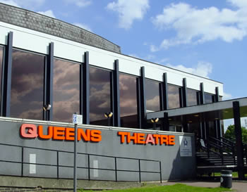 Image of the Queens Theatre