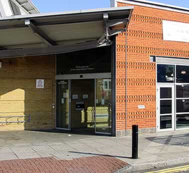 Image of the Whitechapel Sports Centre